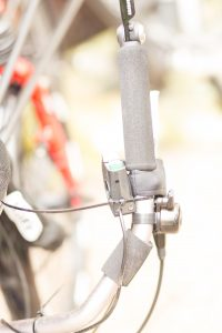 Control on handlebar